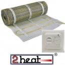 EMATSET incl. thermostaat 2HEAT-OTK-FL