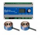 ETO2 4550 din-rail regelunit incl. 2 sensoren