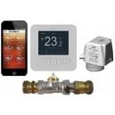 Etageregeling met Smartstat WIFI thermostaat  +TK4